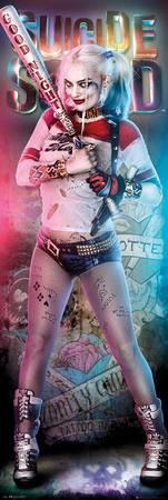 Suicide Squad- Darling Harley Quinn Dørplakat