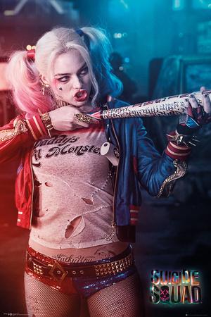 Suicide Squad- Harley Quinn Ka POW! Plakat