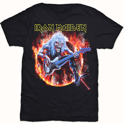 Iron Maiden- Fear Of Flames T-Shirt