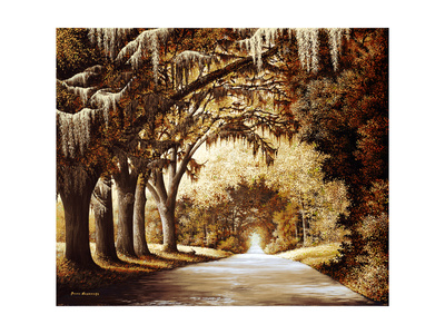 Down the Autumn Rabbit Hole Prints by Bruce Nawrocke