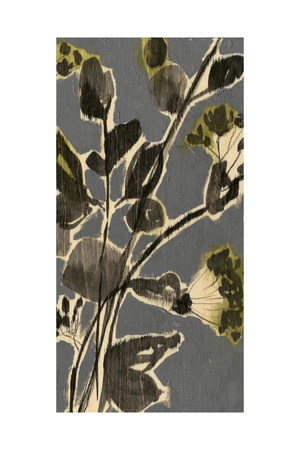 A Touch of Olive II Prints by Jennifer Goldberger