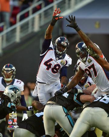 Shaquil Barrett Super Bowl 50 Photo
