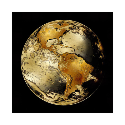 World Turning IV Giclee Print by Russell Brennan