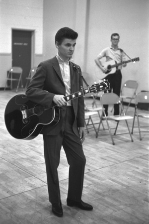 Kingston Trio And Everly Brothers Photo by  Capital Art