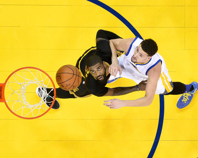 2016 NBA Finals - Game Seven Photo by  Pool