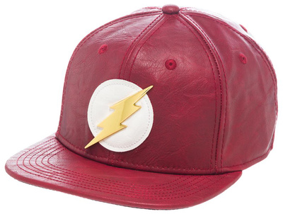 The Flash- Logo Uniform Snapback Hat