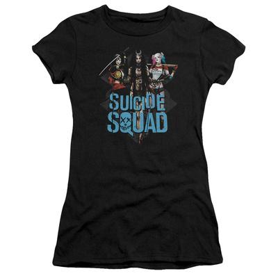 Juniors: Suicide Squad- Femme Fatales Shirts