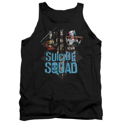 Tank Top: Suicide Squad- Femme Fatales Tank Top