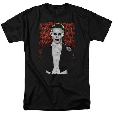 Suicide Squad- Joker Dressed To Kill T-Shirt