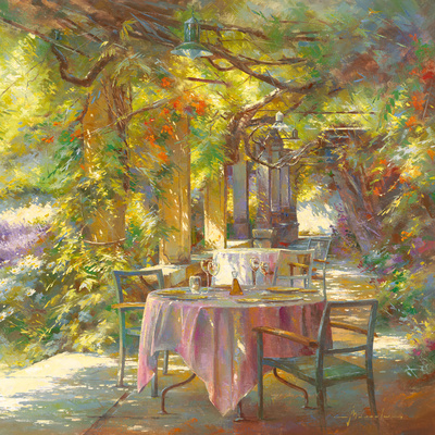 Instant bénit Giclee Print by Johan Messely