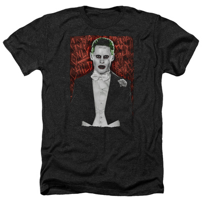 Suicide Squad- Joker Dressed To Kill Shirts