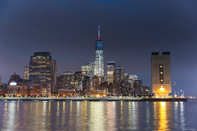 NYC- Freedom Tower at Night Posters!