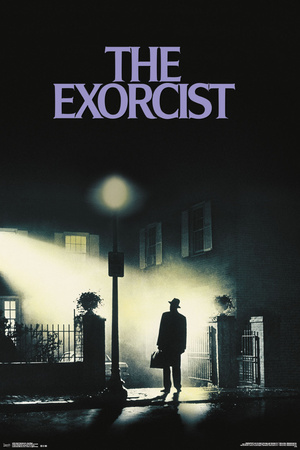 The Exorcist- One Sheet Poster