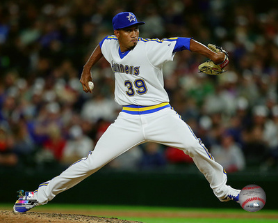 Edwin Diaz 2016 Action Photo