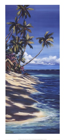 Tropical Retreat II Prints by Dana Ridenour