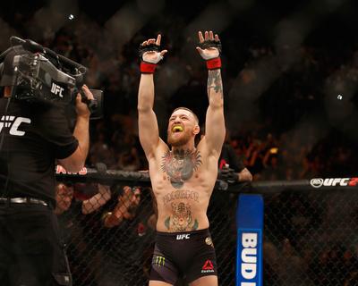 UFC 196: Mcgregor v Diaz Photo by Christian Petersen/Zuffa LLC