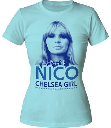 Juniors: Nico- Chelsea Girl T-Shirts