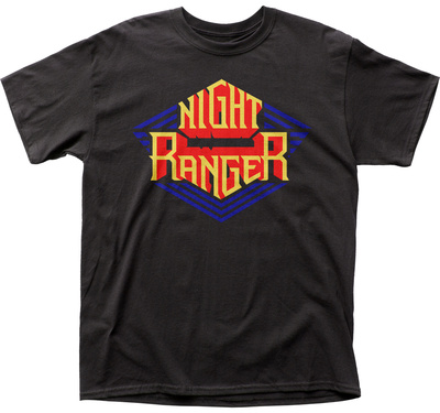 Night Ranger- Classic Logo Shirts