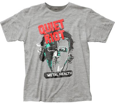 Quiet Riot- Metal Health T-shirts