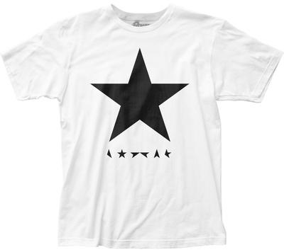 David Bowie- Blackstar Shirts