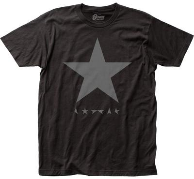 David Bowie- Blackstar Skjortor