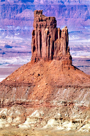 Canyonlands Sentinel Photographic Print by Douglas Taylor