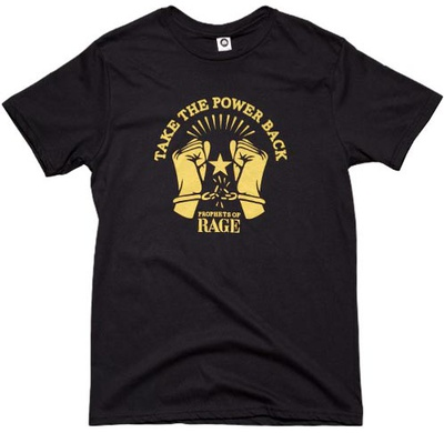 Prophets of Rage- Take the Power Back Shirts