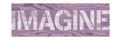 Purple Imagine Photographic Print by N. Harbick