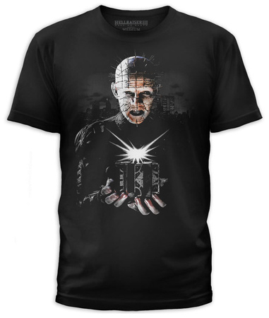Hellraiser- Pinhead with the Lament Configuration T-Shirt
