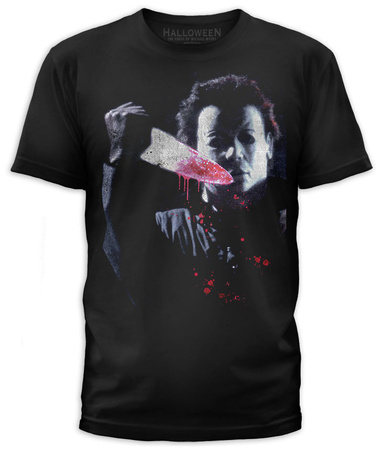 Halloween- Vicious Michael Myers T-Shirts