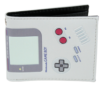 Nintendo Game Boy Bi-Fold Wallet Wallet