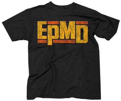 EPMD- Distressed Logo T-shirts