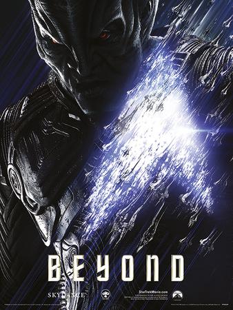 Star Trek Beyond- Krall Poster Poster