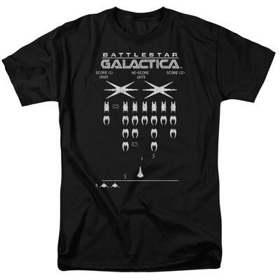 Battlestar Galactica- Cylon Invaders T-shirts