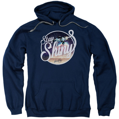 Hoodie: Firefly- Stay Shiny Pullover Hoodie