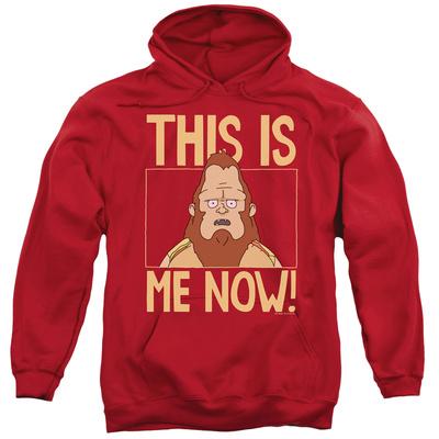 Hoodie: Bobs Burgers- This Is Me Now! Pullover Hoodie