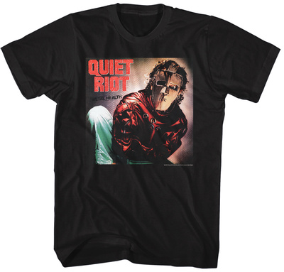 Quiet Riot- Album T-shirts