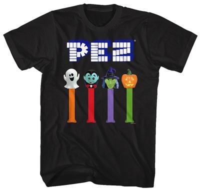 Pez- Halloween Shirts