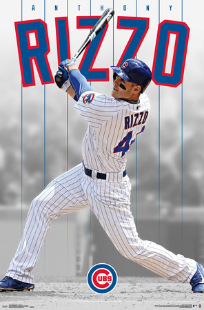 Chicago Cubs- Anthony Rizzo Prints