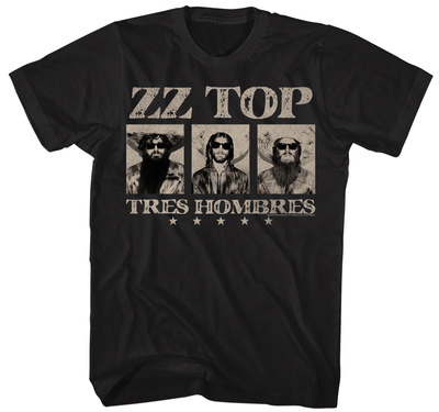 ZZ Top- Tres Hombres Shirts