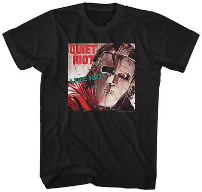 Quiet Riot- Live Riot T-Shirt