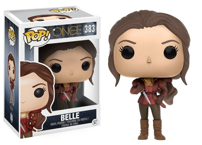Once Upon a Time - Belle POP Figure Toy