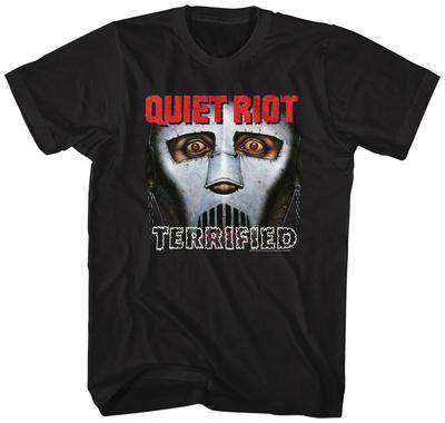 Quiet Riot- Terrified T-shirts