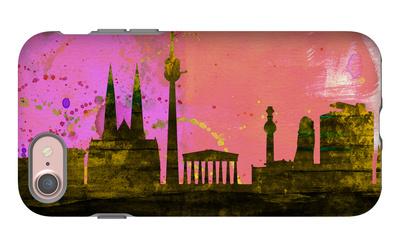 Vienna City Skyline iPhone 7 Case by  NaxArt