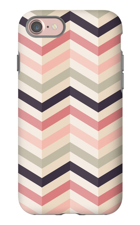 Fashion Geometrical Pattern iPhone 7 Case by  Slanapotam