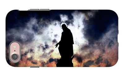 Under a killing moon 2 iPhone 7 Case by Alex Cherry