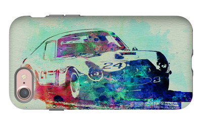 Ferrari 250 Gtb Racing iPhone 7 Case by  NaxArt