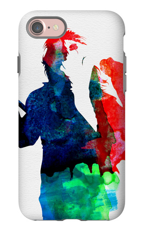 Alice Watercolor iPhone 7 Case by Lora Feldman!