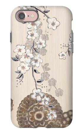 Pagoda Blossoms 1 iPhone 7 Case by Bella Dos Santos