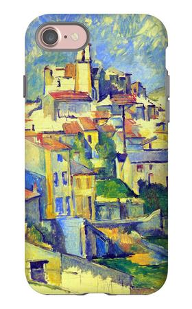 Gardanne iPhone 7 Case by Paul Cézanne